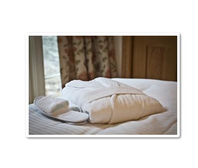 Bedroom luxuries